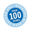 100 years top quality Solingen